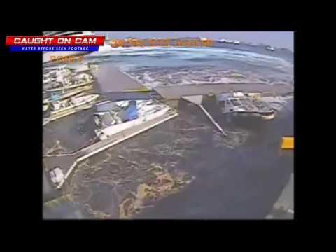 Carnival Cruise Ship's Prop Wash Destroys Italian Marina