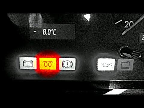 Как завести дизель на холодную