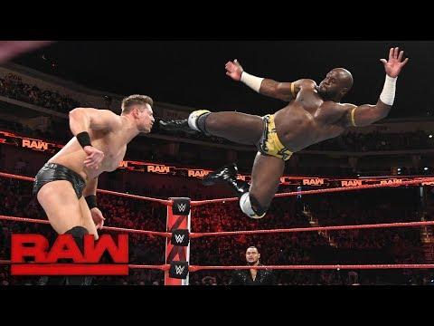 Apollo Crews vs. The Miz - Elimination Chamber Qualifying Match: Raw, Feb. 5, 2018