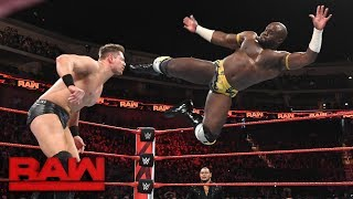 Titus Worldwide's Apollo Crews battles The A-Lister for the right t...