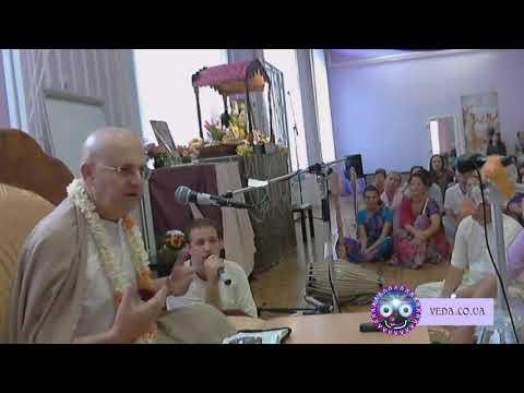 Бхагавад Гита 7.1 - Прабхавишну прабху