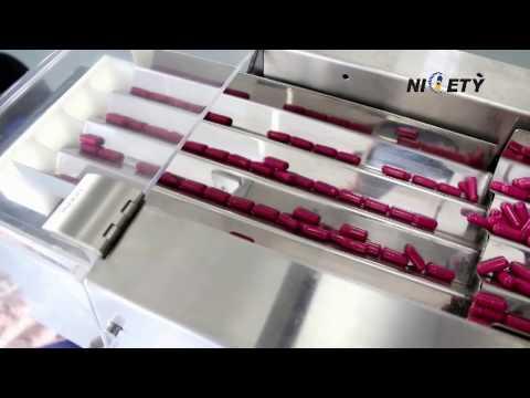 manual /semi-auto capsule counter