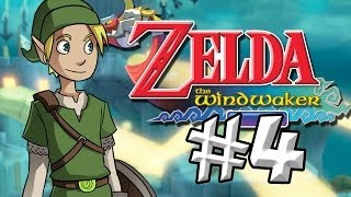 Zelda Wind Waker HD: Piggy Minaj - Part 4