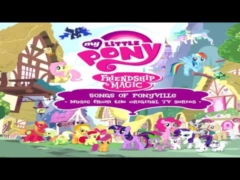 Friendship Is Magic: Songs of Ponyville (Music from the Original TV Series)~320kbps