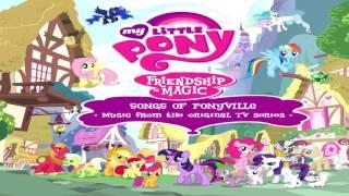 Baixar [ALBUM]Friendship Is Magic: Songs of Ponyville (Music from the Original TV Series)~320kbps
