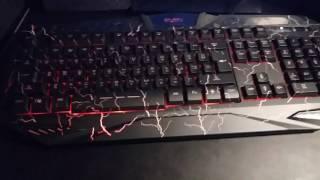 Обзор Игровой клавиатуры Sven Challenge 9900