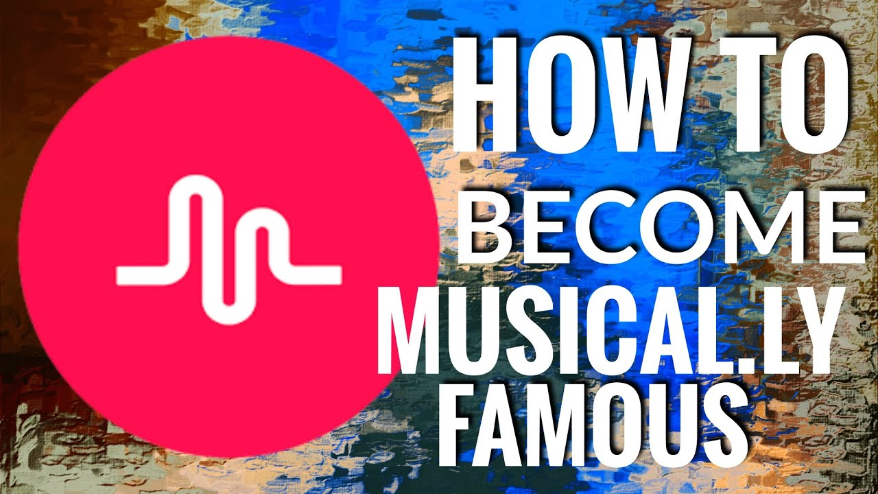 how to become musically famous