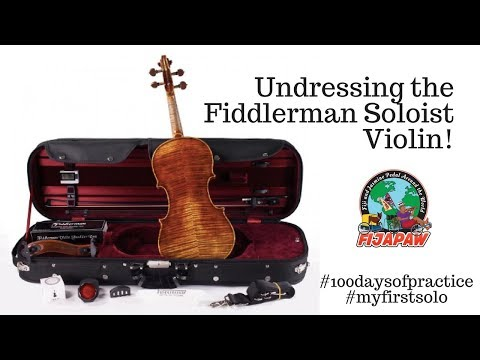 100 Days of Practice with Fiddlerman Soloist - Day 1 of 100