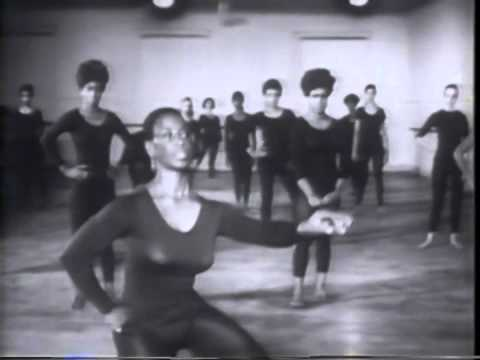 African/Haitian Dance with Ruth Beckford (16mm)