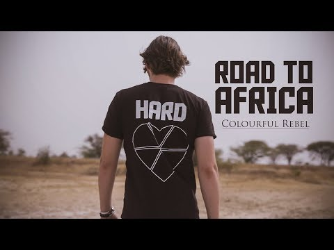 Road to Africa!