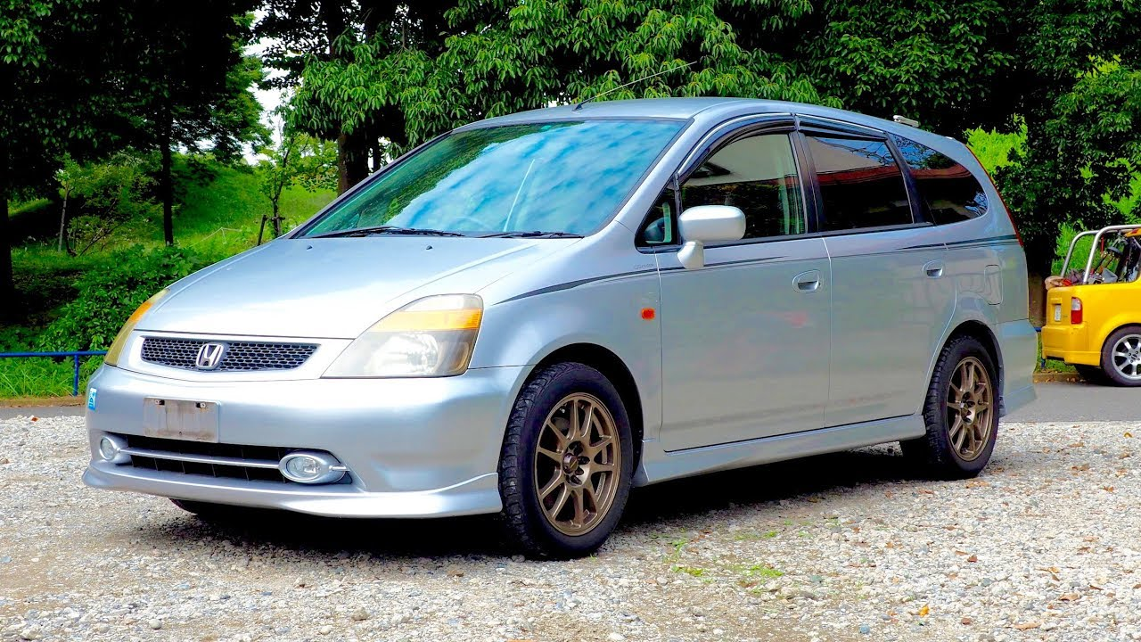 2001 Honda Stream VTEC Canada Import Japan Auction Purchase Review