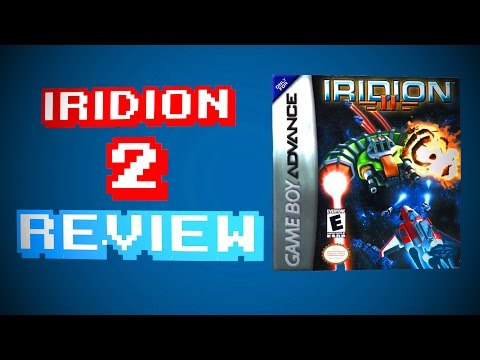 Iridion 2 Review - Gameboy Advance