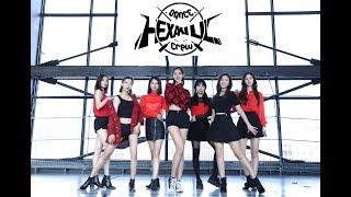 Download Video Girls Next Door (옆집소녀) - Deep Blue Eyes Dance Cover by Hexakill Dance Crew MP3 3GP MP4