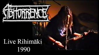 Video ABHORRENCE (Fin) Live Finland 1990 (Old school death) download MP3, 3GP, MP4, WEBM, AVI, FLV Juli 2018