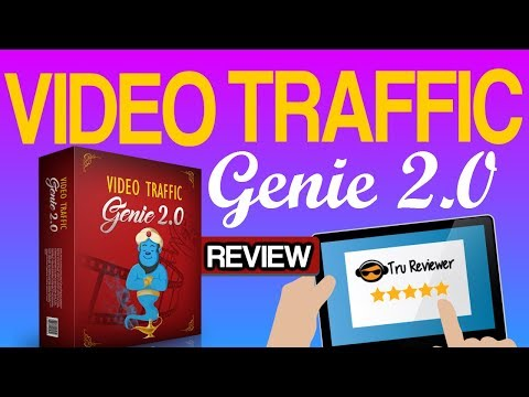 Video Traffic Genie 2 0 Review Bonus - STEAL MY 50+ BONUS Package