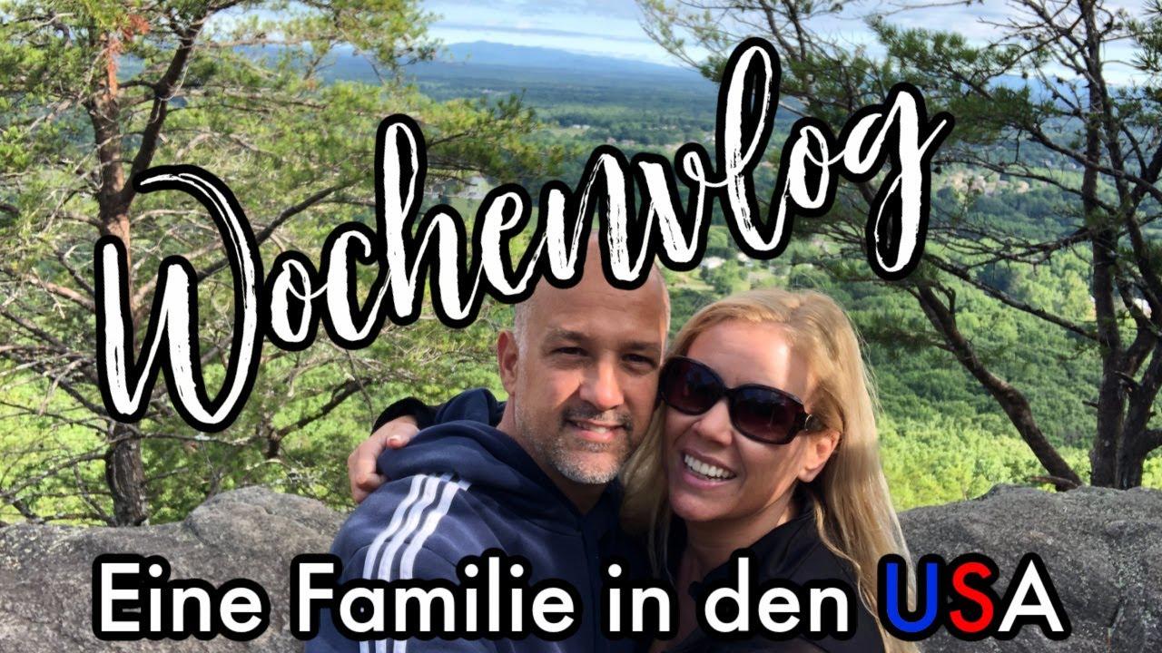 Wochenvlog: eine deutsche Familie in den USA 🏡🍕| Sissi die Auswanderin 🇺🇸