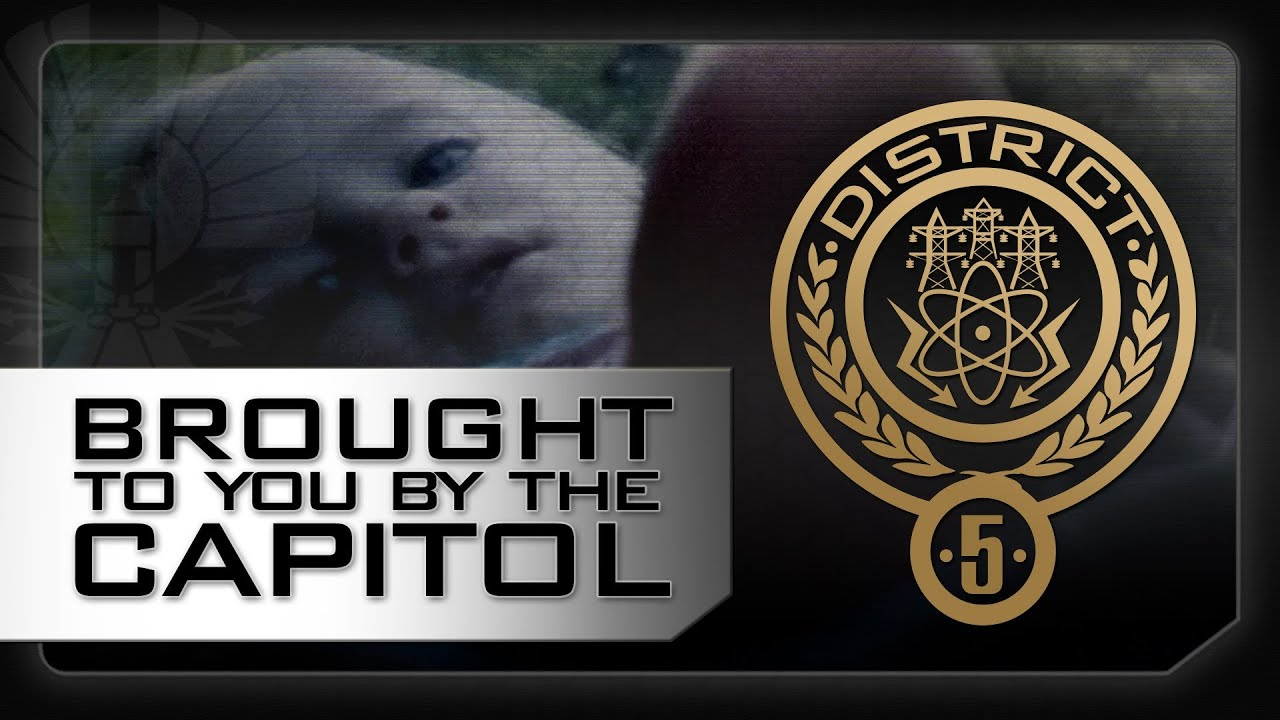 District 5 A Message From The Capitol The Hunger Games Catching Fire 2013