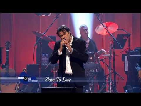 Bryan Ferry  Slave to Love  BBC one Ssssions 2007  Gustavo Z