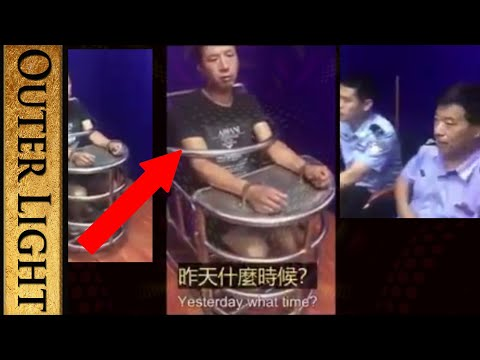 China arrest and questions man for telling joke online