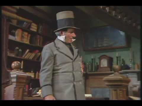 Rich Little's A Christmas Carol Debuted on HBO in December 1978 ...