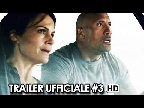 San Andreas Trailer Ufficiale Italiano #3 (2015) - Dwayne Johnson Movie HD