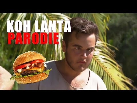 parodie koh lanta fidji