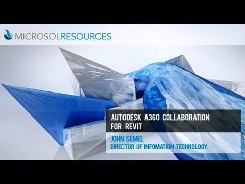 Autodesk A360 Collaboration for Revit