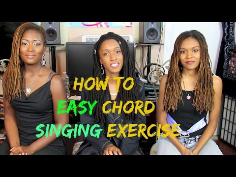 How-To: Basic Harmony | Easy Chord Singing Exercise!