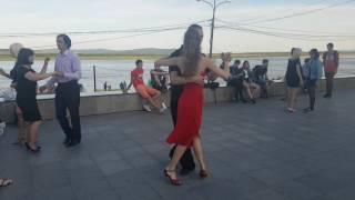 Аргентинское танго в Комсомольске-на-Амуре