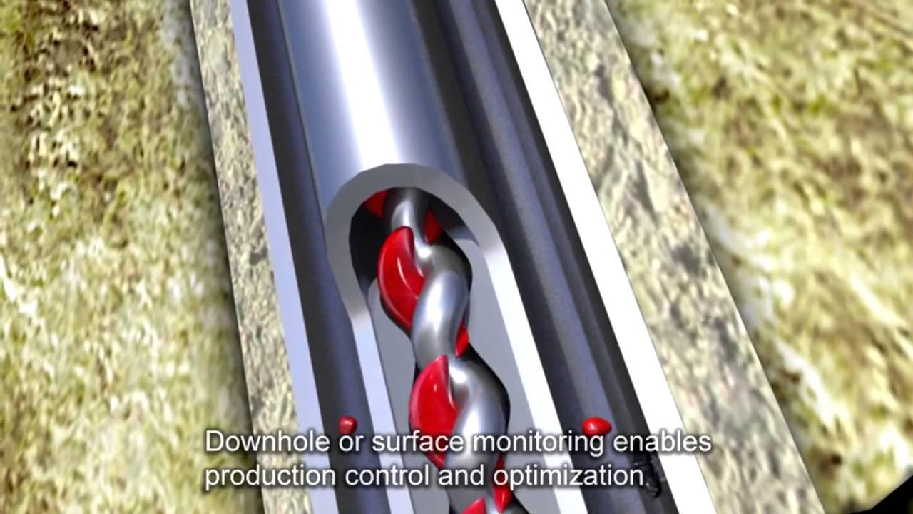 Progressing Cavity Pumping System Youtube