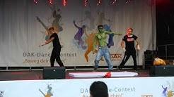 8COUNTS GELDERN - Frankenstein beim DAK Dance Contest