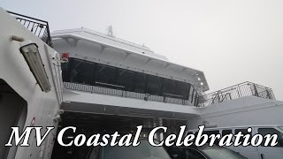 MV Coastal Celebration HD