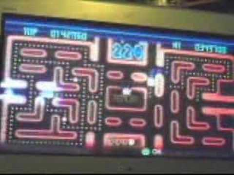 Pac Man Championship Edition 350k Xbox 360 Arcade