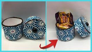 how to make beautiful gift box | DIY activities | Quick Art