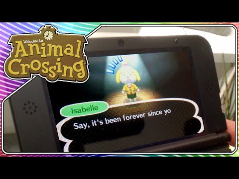 Haven't Visited My Animal Crossing Town In 5 YEARS!!