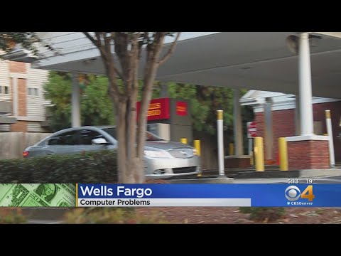 Wells Fargo Computer Outage Impacts Banking