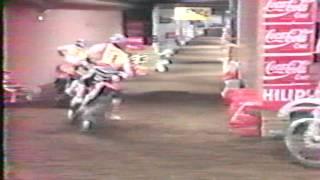 Supercross de Bercy 1990