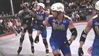 11/14/2011. RollerJam. Founders Cup. Quakes Vs Enforcers Part 2/4