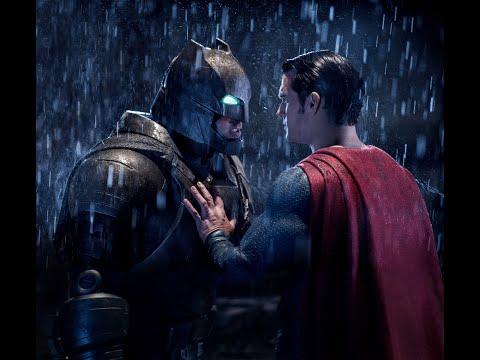 Batman vs Superman  - Here comes The Justice League