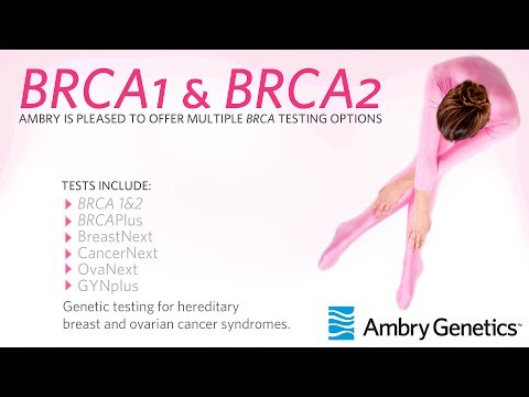 Ambry Genetics: BRCA and Beyond Genetic Testing Panel Overview