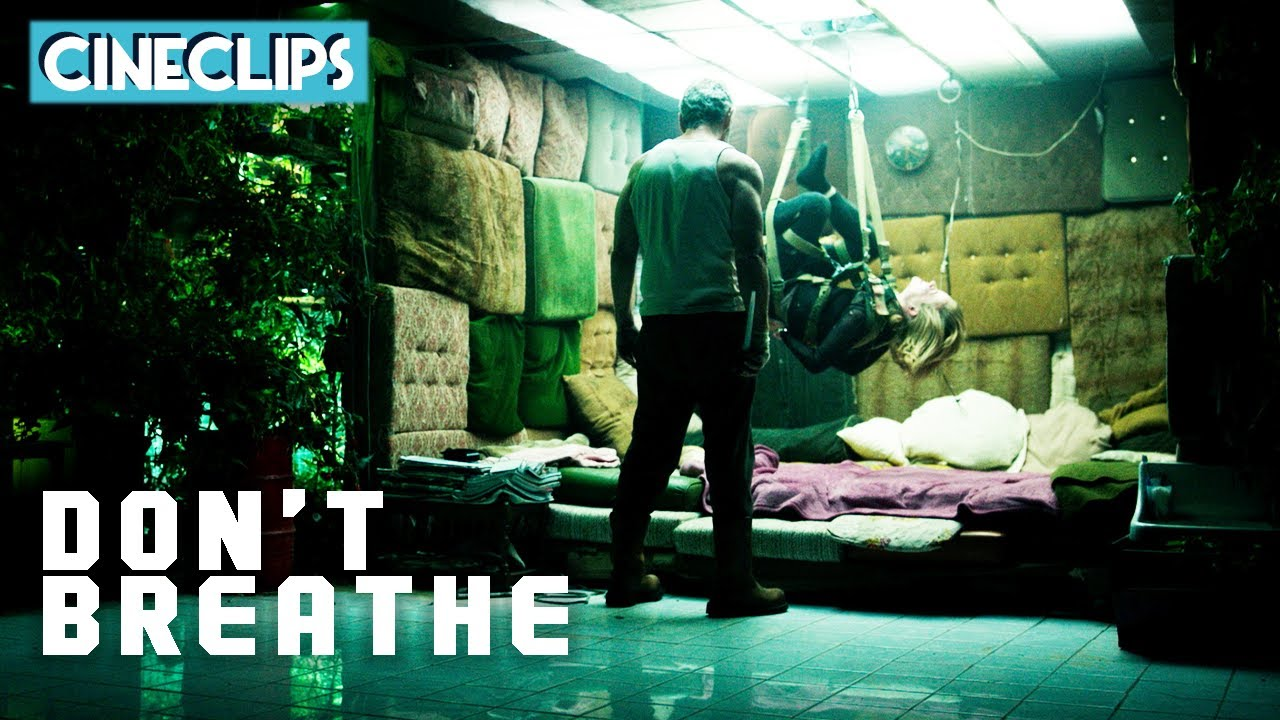 Download The Turkey Baster Climax | Don't Breathe | CineClips