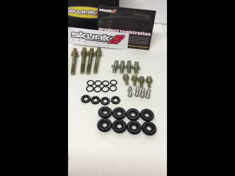 Skunk2 b series engine dress up kit for sale