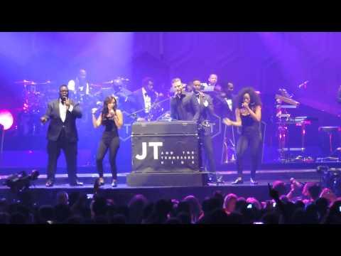 Justin Timberlake - Señorita (Live at Barclays Center, NY) 11/6/2013