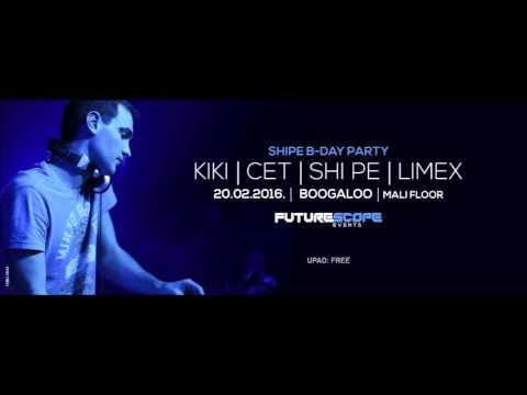 Limex - Future Scope @Boogaloo Zagreb 20.02.2016.