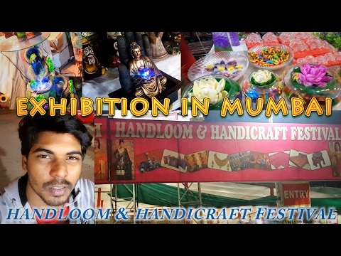 Exhibition in Mumbai | Last Date 28 Feb 2017 | Handloom & Handicraft Festival | Cool Sameer from YouTube · Duration:  7 minutes 16 seconds