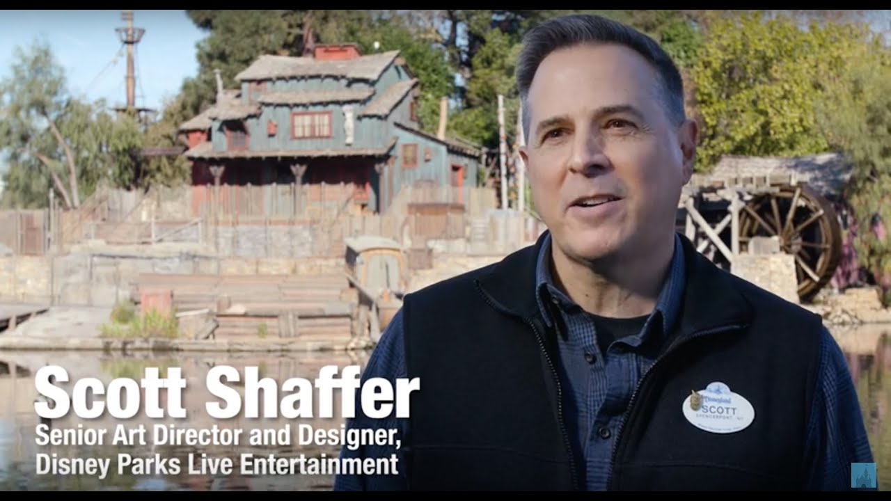 Every Role a Starring Role – Senior Art Director for Disney Parks Live Entertainment
