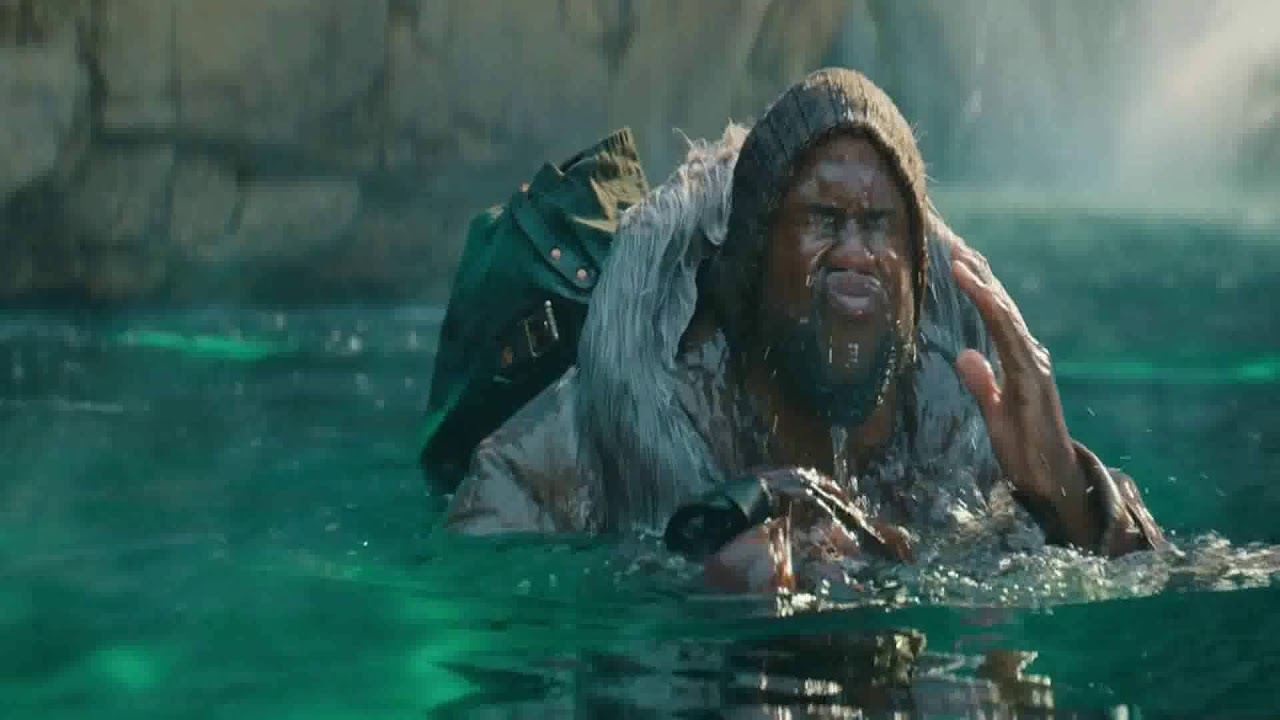 Download Jumanji The Next Level Characters Body switch Scene 4K HD Clip