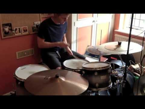 Joshua Redman Elastic Band - The Crunge (Drum Cover)