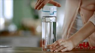 latest brita fill water bottle with built in filter