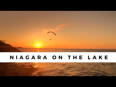 The Best Things To Do In Niagara On The Lake (E1 - Wine Country Tour By Locals)